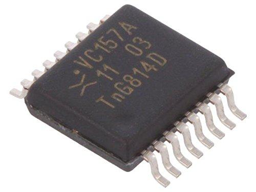 4x 74LVC157ADB.112 IC digital multiplexer Channels4 Inputs2 SMD SSOP16 NEXPERIA