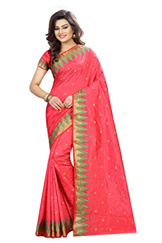 AKK Enterprise Kanjivaram Art Silk Saree