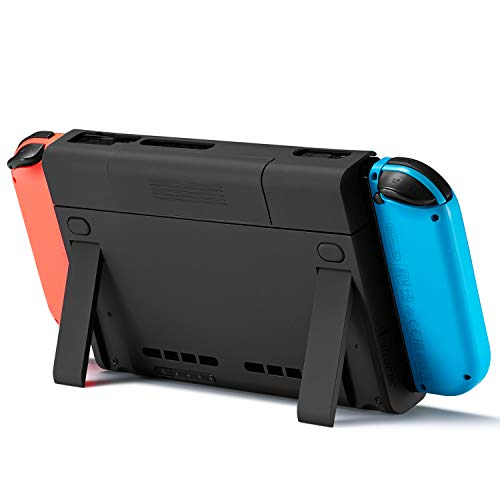 Nintendo Switch Batteria Caricabatteria Case, Batteria Backup Antank Portable Switch Pack 6500mAh Extended Power Bank per Nintendo Switch 2017