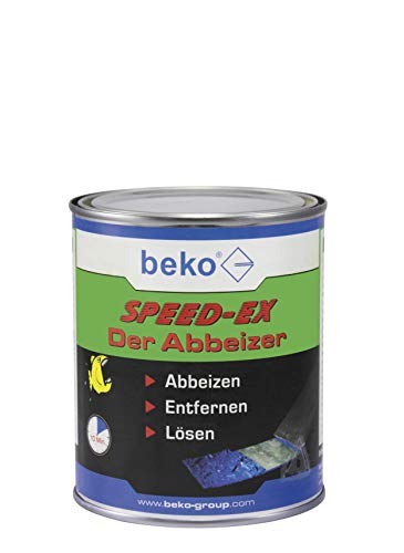 BEKO 299600750 SPEED-EX Der Abbeizer 750 ml, weiß-transparent