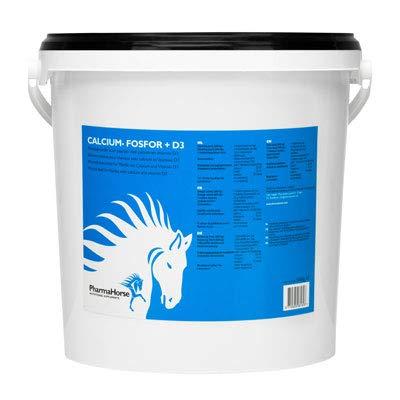 Dicalcium-phosphat (PharmaHorse Dicalcium Phosphate + D3 5000 Gramm)