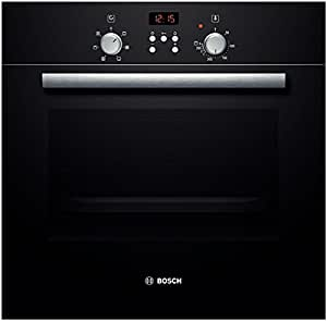 Bosch HBN331S4J - ovens (Built-in, Black, Buttons, Rotary, Electric, Front, Electronic)