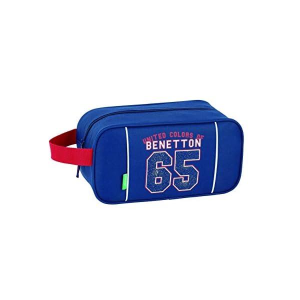 290x140x150mm Zapatillero Mediano de Benetton