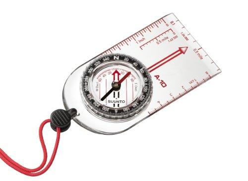 41lRCsYxmrL - Suunto A-10 SH Compass, White, One Size
