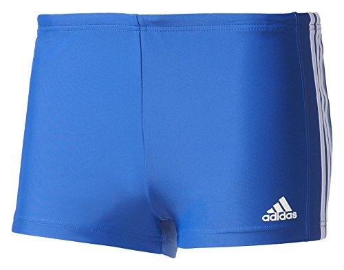 Adidas da uomo ESSENCE Core 3 strisce costume da bagno stile boxer azul (reauni / blanco)