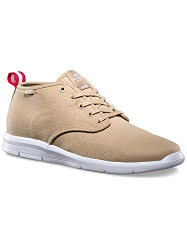 Herren Sneaker Vans Style 25 Sneakers herringbone sesame white