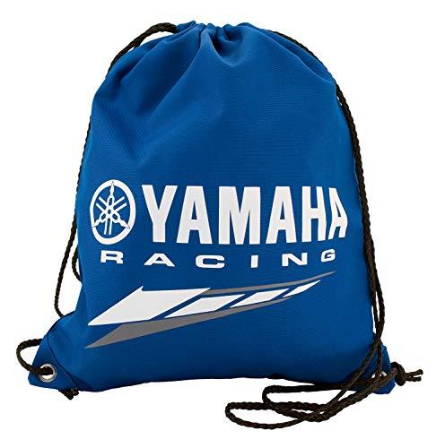 Yamaha Racing Drawstring Bag Turnbeutel Tasche Beutel blau -