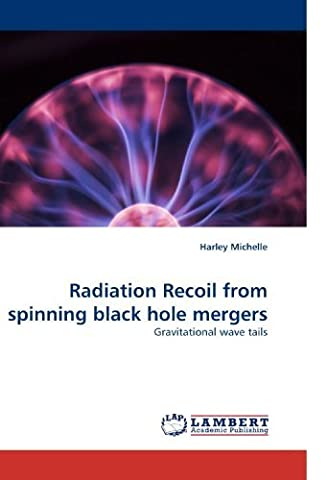 Radiation Recoil from spinning black hole mergers: Gravitational wave tails