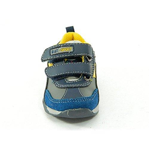 Naturino - Naturino kinderschuhe blau Sport 268 Blau