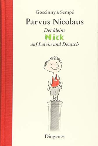 Parvus Nicolaus: Der kleine Nick auf Latein und Deutsch (Kinderbücher)