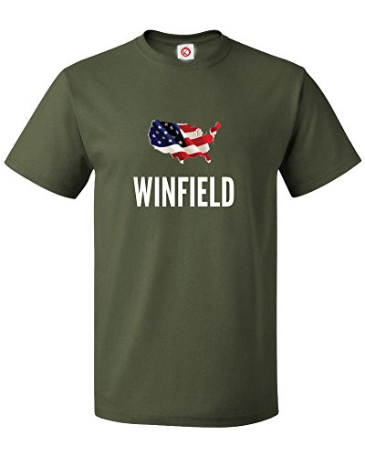 t-shirt-winfield-city-verde
