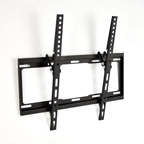 TV Wandhalterung für 32bis 139,7cm Flatscreen-TV, Low Profile neigbare Halterung von RHINO Klammern -
