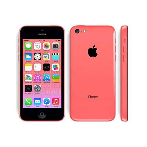 Apple iPhone 5C Rose 16Go Smartphone Débloqué (Reconditionné Certifié)