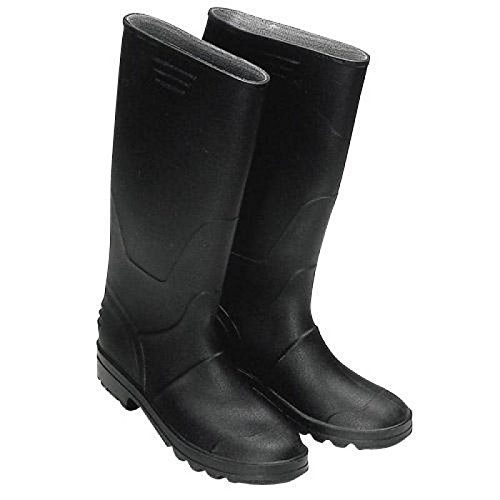 Wolfpack 15010101 - Botas de goma altas, talla 41, color negro