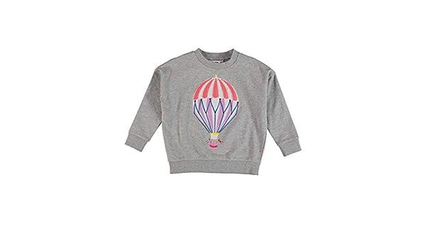 ba0550b709 Molo Molo Mädchen Sweatshirt Maxi Mittelgrau (230) 152 Sweatshirts:  Amazon.de: Bekleidung