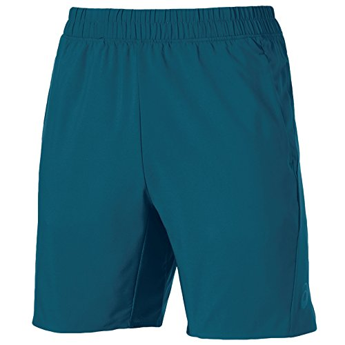 "ASICS 9"" Woven Training Sackartige Shorts - SS16 Blau"
