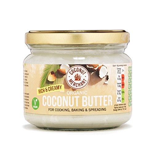 Burro di Cocco Biologico - Sapore Intenso e Cremoso 300 ml