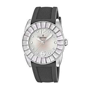 Festina Damen-Armbanduhr Trend Dreamcollection Analog Silikon F16540/4
