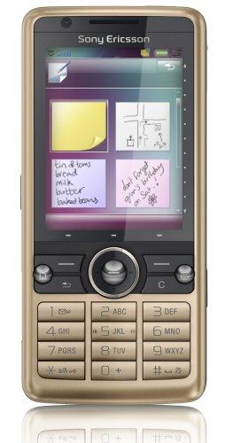 Sony Ericsson G700 Silk Bronze Smartphone