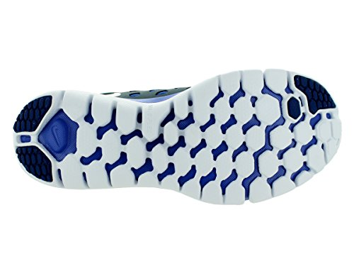 Nike Flex 2015 Rn Scarpe da ginnastica, Uomo Blue Graphite/White/Game Royal