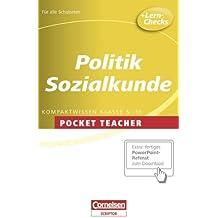 Pocket Teacher - Sekundarstufe I: Politik und Sozialkunde