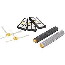 Filter Bürst Vorderrad für iRobot Roomba 500 600 700 Serie Kehrmaschine Zubehör