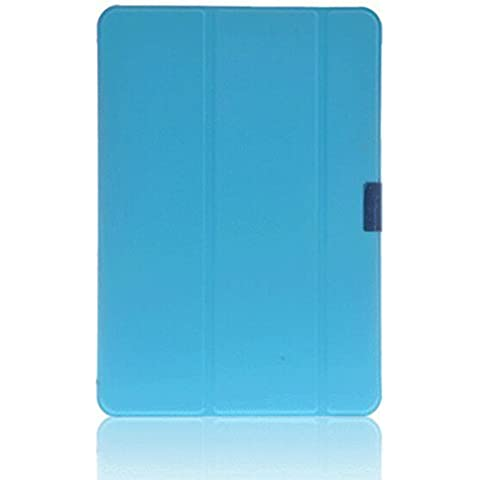 GOOQ Premium Vegan Leather Slim Fit Stand Cover for Acer Iconia A1-830 A1311 7.9 -Inch Tablet