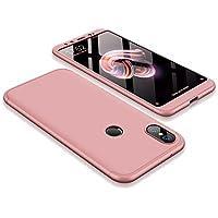 Shinyzone Xiaomi Mi 6X/Xiaomi Mi A2 360 Grad voller Schutz 3 in 1 Design Hülle,Ultra dünn Harte PC Stoßfest Kratzfest... preisvergleich bei billige-tabletten.eu