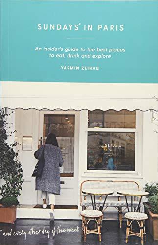 Sundays In Paris (Curious Travel Guides) por Vv.Aa