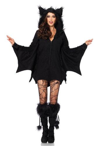 Leg Avenue Cozy Bat Costume - 85311 (Extra Large: UK 14)