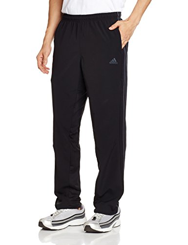 adidas Girl's Cool 365 Woven Pants BlackNEGRO, X Small
