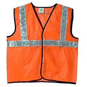 Generic 1-Inch Safety Jacket (Orange)
