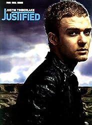 Justin Timberlake: Justified: Piano, Vocal, Chords