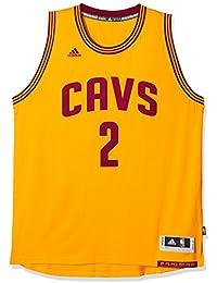 adidas San Antonio Spurs, Camiseta para Hombre, Multicolor (Nba Cleveland Cavaliers 7 3Cc