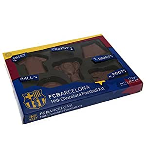 F.C. Barcelona Chocolate Football Kit
