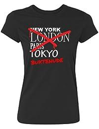 JOllify Frauen T-Shirt BUXTEHUDE G1198