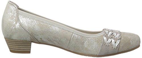 Gabor - Gabor Comfort, Scarpe col tacco Donna Beige (91 visone/muschel)