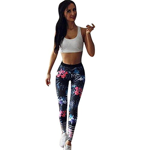 TianWlio Leggings Damen Frauen Hohe Taille Sport Gym Yoga läuft Fitness Leggings Hosen Sportliche Hosen Fitness Leggings Yoga Leggings Sport Fitness Sport Leggings Yoga