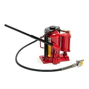 Cric hydraulique ET pneumatique - 20 Tonnes
