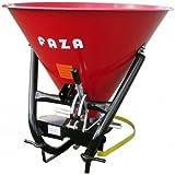 ABONADORA de fertilizante y de sal en toma de fuerza Faza FS 300–300kg