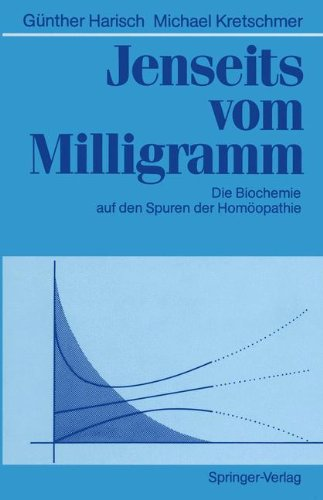 Jenseits vom Milligramm: Die Biochemie auf den Spuren der Homöopathie
