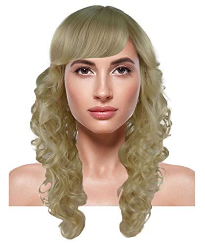 Bella Perücke - Blond MTO HW-649 (Erwachsene)
