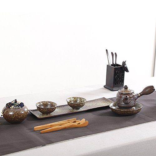 Tee Teekanne Tee Tasse trockenen Schaum Platten, Tee- sets (Miniatur-platte Rack)