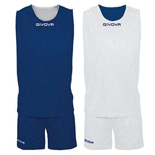 Givova Football Basketball Double Kit multi-coloured