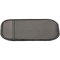 Socialism Car Dashboard Sticky Pad Car Gadget Tappetino in Silicone Automobiles Interni Tappetino Antiscivolo Accessori per Veicoli universali - Nero