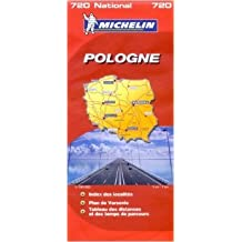 Pologne : 1/700 000 de Michelin ( 10 janvier 2007 )