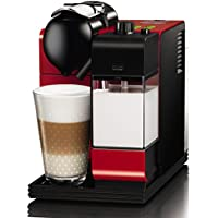 DeLonghi EN521.R Lattissima+ Coffee Machine (Red)