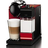 Nespresso Lattissima+ EN 521.R Macchina per Caffè Espresso, Colore Rosso
