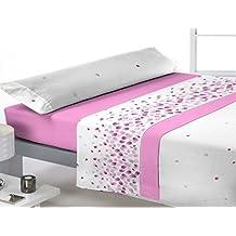 Juego de cama Termico Maddy cama de 150 02 Fresa