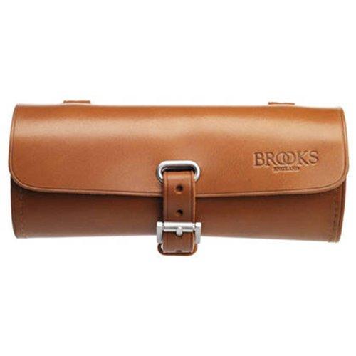 Brooks Challenge Tool Bag Leder Sattel Tasche Werkzeug Tasche, Challenge Tool Bag Honig